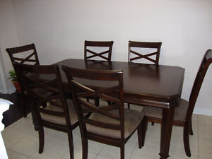 Ashley Extendable Dining Table