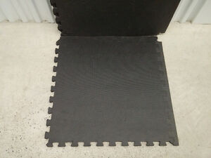 Rubber Mat for Weightlifting, Workspace, etc.