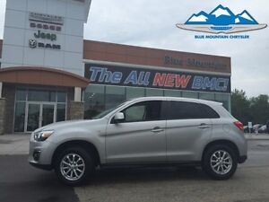 2015 Mitsubishi RVR SE AWC  ACCIDENT FREE, BLUETOOTH, WARRANTY