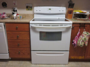 30 INCH SMOOTH TOP ELECTRIC RANGE