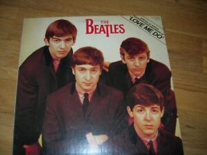 """The Beatles, Love Me Do, Special 12"""" Single"""