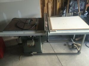 King cabinet saw