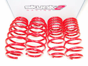 "Skunk2 Lowering Springs 2.25""F/2.0""R for Acura RSX Base/Type-S 0"