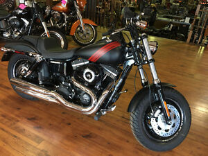 New 2015 FXDF Dyna Fat Bob with $ 2000 Accessory Credit!