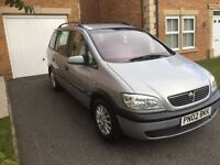 Vauxhall zafira 2.2 16v comfort, My SWAP or PX