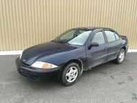 2001 Chevrolet Cavalier VE / winter beater automatique