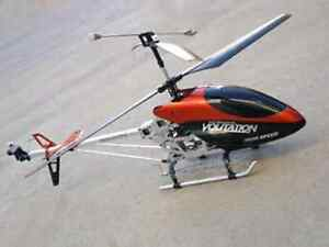 NIB Volitation RC electric helicopter