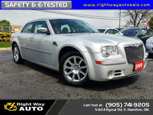 2009 Chrysler 300 Limited | SAFETY & E-TESTED