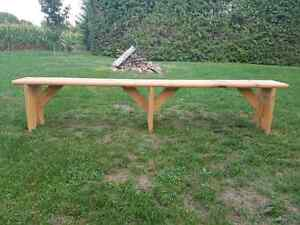 Solid Pine Benches