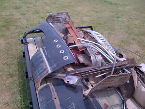 1949 buick roadmaster for parts has ONT title