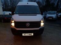 VW Crafter CR35 TDI LWB HIGH/ROOF