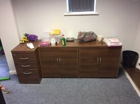Cupboards and Drawer Pack