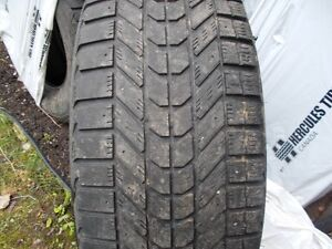 Excellent set of summer/fall tires