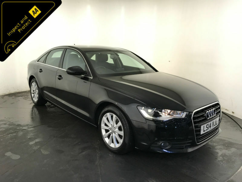 2014 AUDI A6 SE TDI ULTRA DIESEL AUTOMATIC 1 OWNER FINANCE PX WELCOME