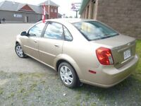 2004 Chevrolet Optra LS Sedan