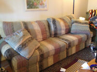 Moving - couch for sale