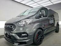 2021 Ford Transit Custom 2.0 300 LIMITED L2H1 LWB Matrix SPORT EDITION 20 inch A
