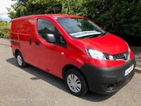 2014 Nissan Nv200 Dci Acenta 1.5 Manual Diesel with only 37000 miles