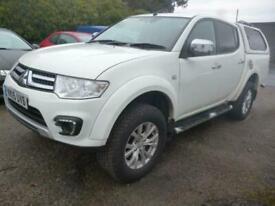 2015 Mitsubishi L200 2.5 DI-D 4WD BARBARIAN EDITION LB DCB PICK UP ** NO VAT **