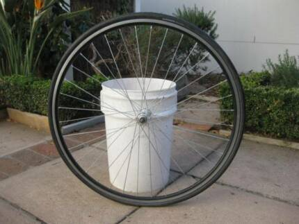 Front Road Wheel 700 with Tube & Tyer Port Melbourne Port Phillip Preview