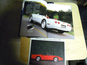 Corvette 50th Anniversary Book & More Stratford Kitchener Area image 2