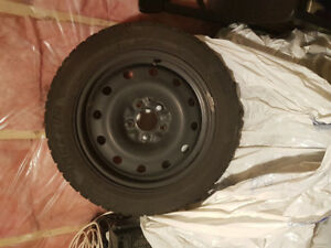 Winter Tires 205/55R/16