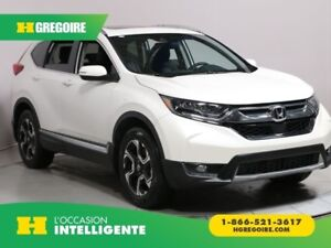 2018 Honda CR-V TOURING AWD CUIR TOIT NAV BLUETOOTH CAMERA RECUL