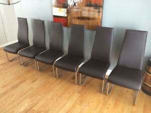 Structube Roma Chairs