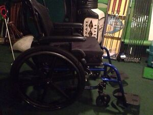 REDUCED - Wheelchair Quickie LX
