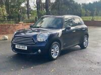 2011 MINI Countryman Cooper Country D 4WD Hatchback Diesel Manual