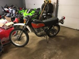 Wanted 1976-78 Honda XL350 parts
