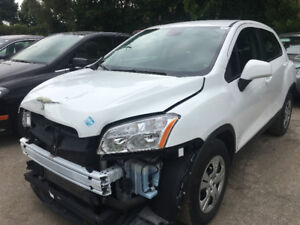 2014 Chevrolet Trax just in for sale at Pic N Save!