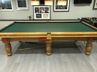 Dufferin Snooker/Pool table Mint Condition