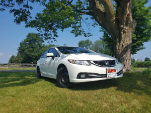 2014 Honda Civic Commuter Car