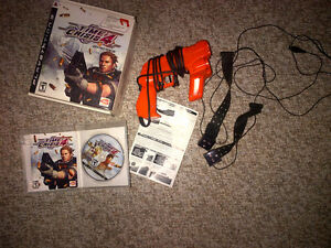 TIME CRISIS 4 Ps3 complete set