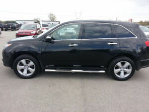 2011 Acura MDX SUV,  SUNROOF 7 PASS   SOLD SOLD SOLD