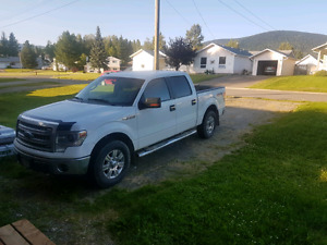 2014 f150 for sale. 56000km