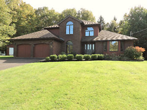 Custom Built, Executive Home Just Outside of Amherst!!