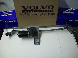 Wiper linkage assembly with motor Volvo 1998-2000