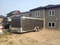 Continental 8X22 foot Enclosed cargo trailer