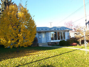 Available Nov. 1 --Ottewell Beauty 4BDR 3bath with park views--
