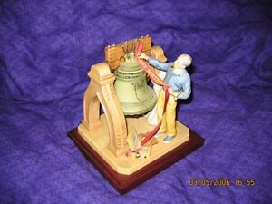 "Norman Rockwell ""Celebration"" Porcelain Figurine"