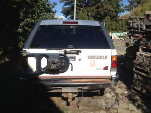 1993 Isuzu Rodeo Sedan
