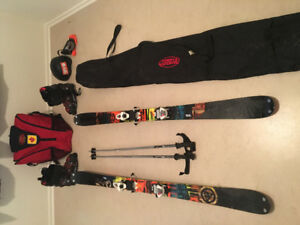 Premium performance limited edition ski / boot package for sale.