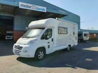 2008 AUTOCRUISE STARGAZER PEUGEOT BOXER 3.0 HDI 160 BHP CHASSIS CAB Diesel Manua