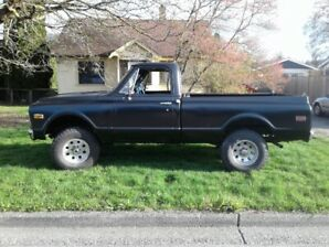1968  gmc short box 4x4
