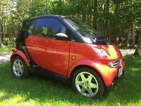 2005 Smart car Diesel, Automatic, 75,000Km