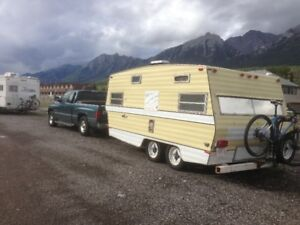 Seeking place to park RV for winter months in the valley.