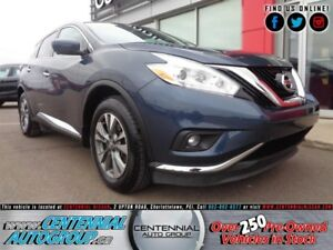 Nissan Murano SL | AWD | Leather | Bluetooth | Dual Moonroof 201
