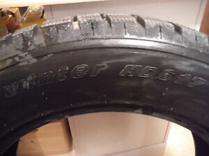 Haida Winter tires 275/55 R 20 Brand New. Super Grippy!! Prince George British Columbia image 4